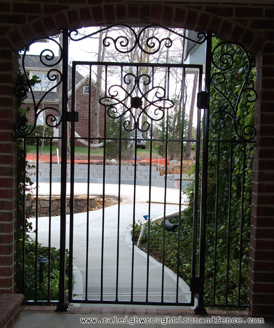 Dallas Fence Supply | Ornamental | Wrought Iron | Metal Fence