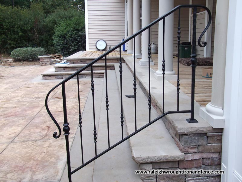 Raleigh Wrought Iron Co