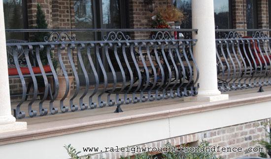 Boston Ma Custom Wrought Iron Railings Raleigh Wrought